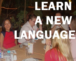 LEARN NEW LANGUAGE